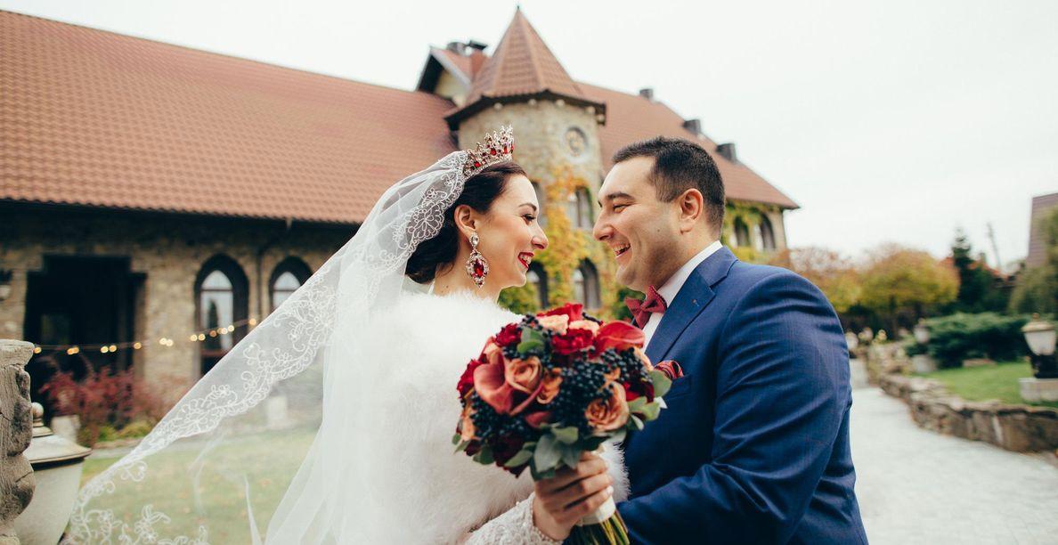 Лучшее свадебное агентство киев