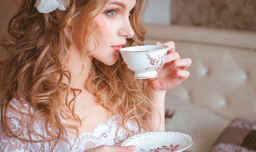 Чай для невесты