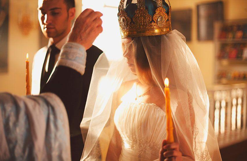 Финал венчания
