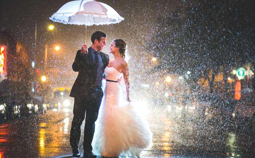Форс-мажоры на свадьбе