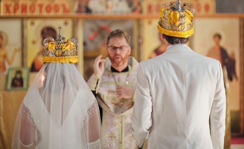 Таинство обряда венчания