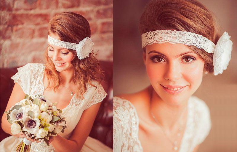 Лента в образе невесты