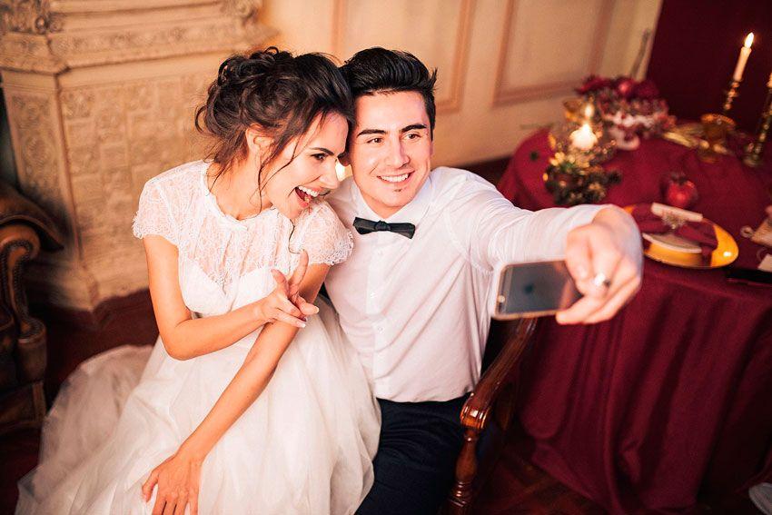 Правила свадебной фотосессии