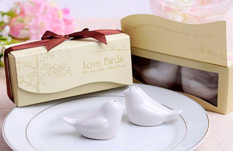 Солонки для гостей на свадьбе