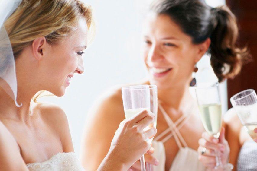 Тосты на свадьбе