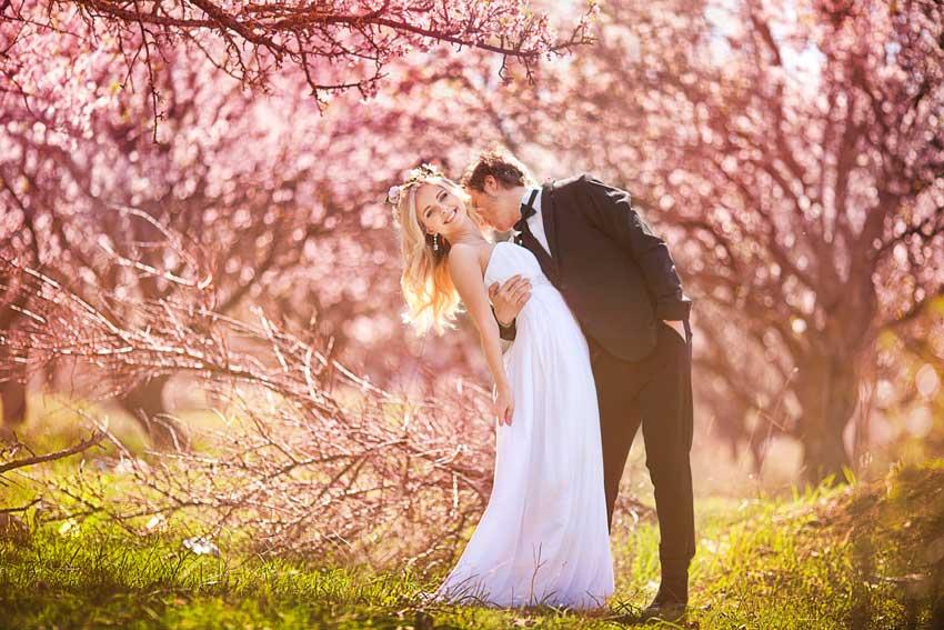 Плюсы свадьбы в мае