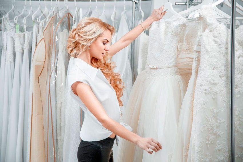 Подготовка свадебного платья к свадьбе