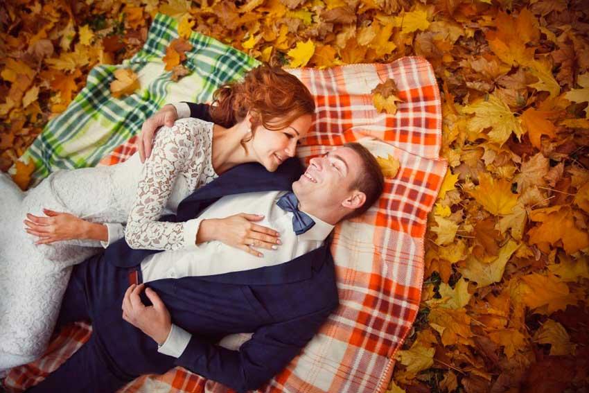 Осенняя свадьба 2016