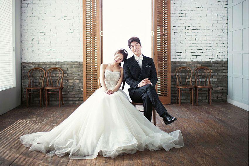 Свадьба Корея