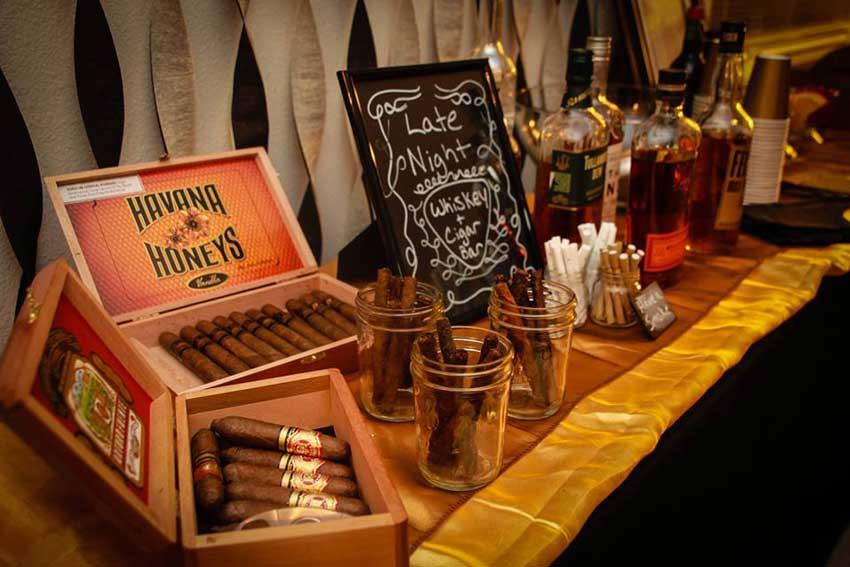 Сигарный бар