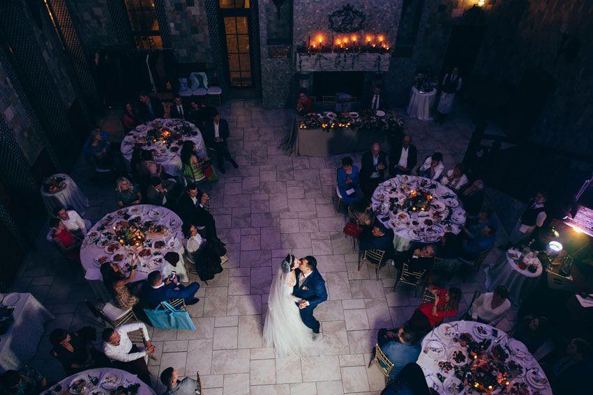 Место для зимней свадьбы