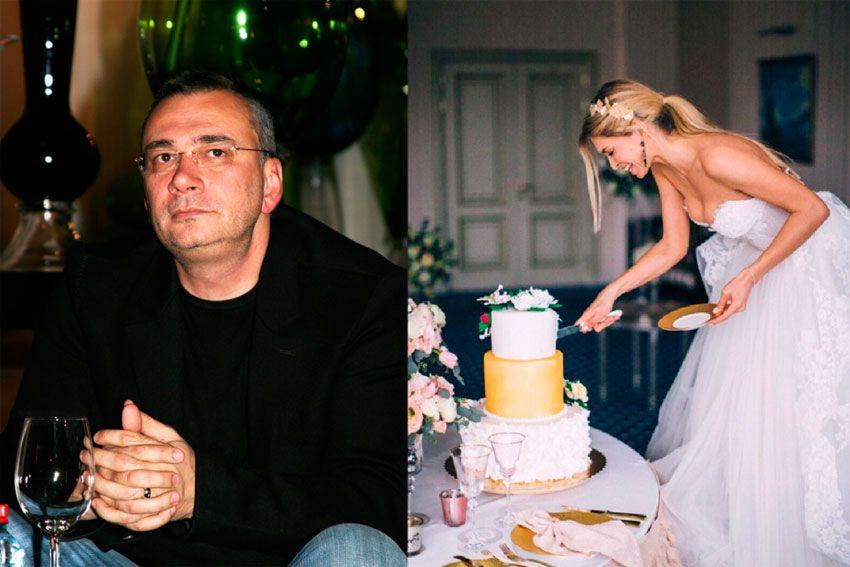 Свадьба Брежнева Меладзе