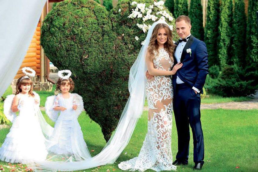 Свадьба Яна Соломко