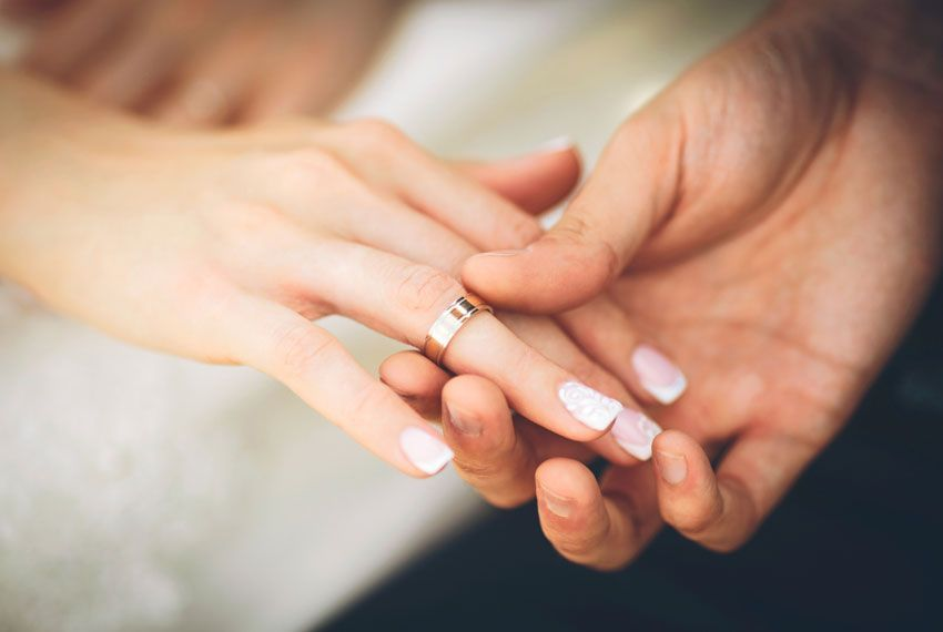 Что нужно спросить до свадьбы