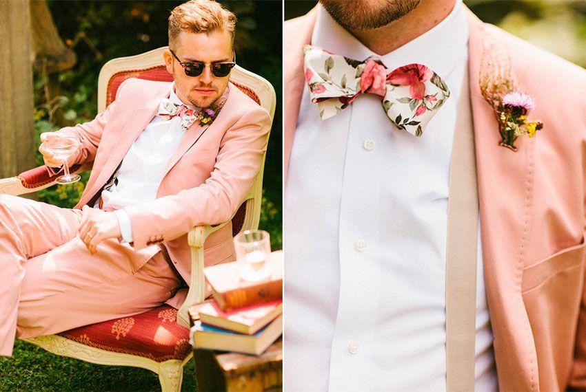 Мужчине на свадьбу жениха