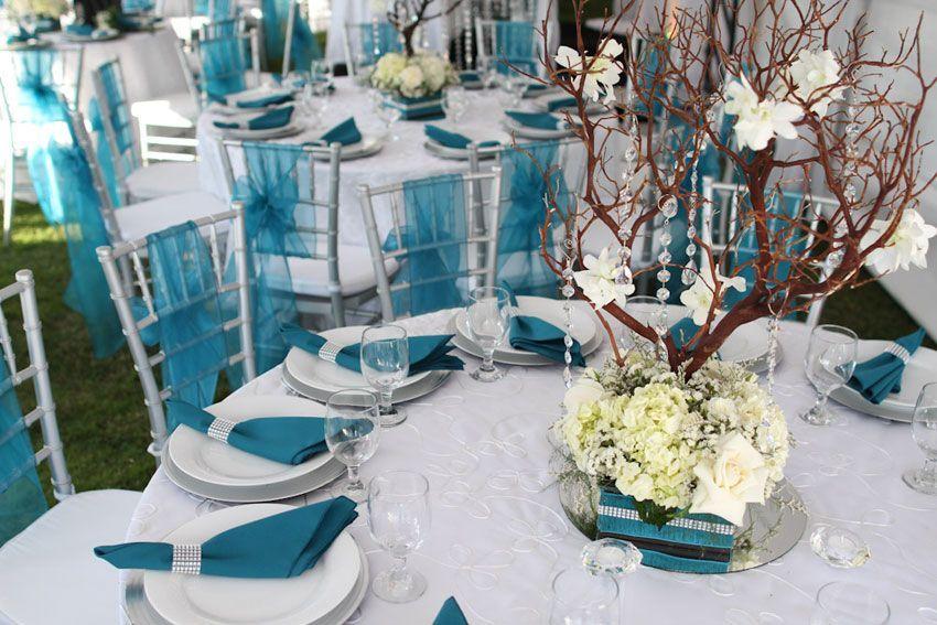 Свадьба голубой