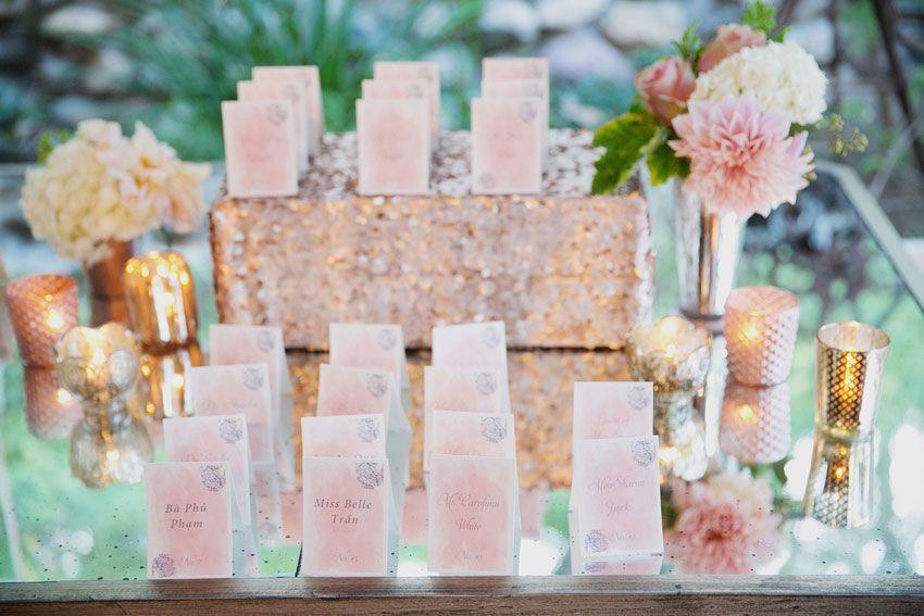 Свадьба розовая