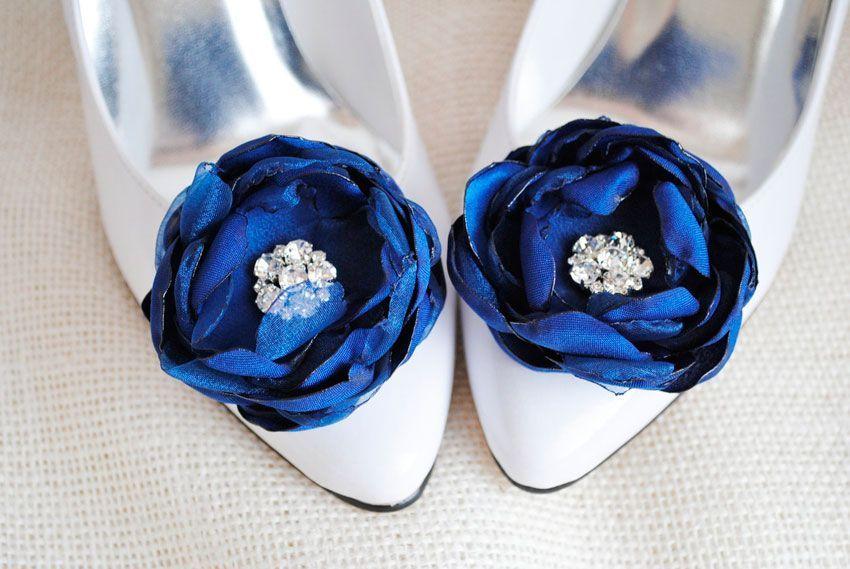Свадьба синий