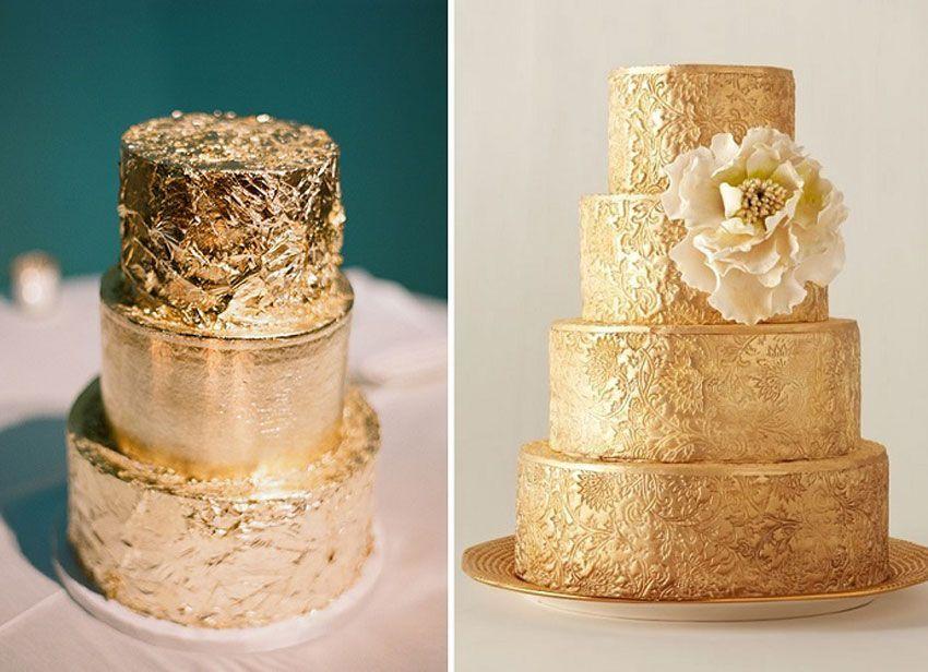 Торт металик