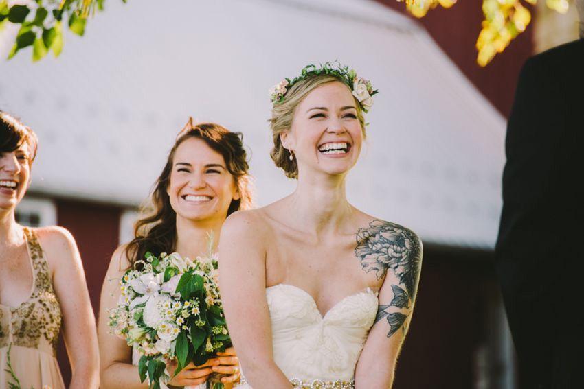 Картинки по запросу Невеста с татуировками